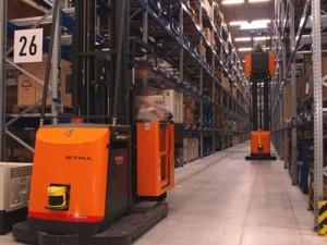 Dynamische Lagerhaltung oder statische Lagerhaltung