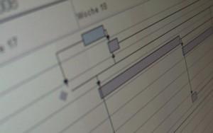 gantt diagramm projektplan